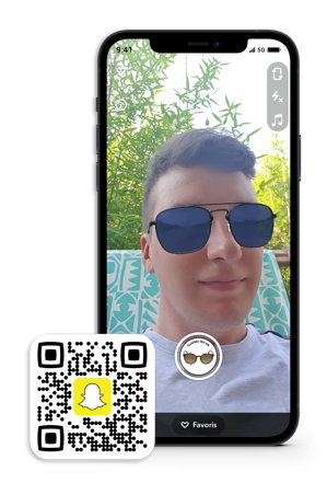 Promote-your-glasses-catalog-on-Snapchat